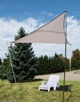 Wilsa Garden – Voile d'ombrage en Triangle 300×300