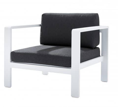 fauteuil OrlandoWilsa Garden en aluminium